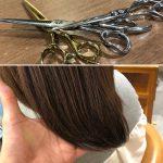 「伸ばしていきたいんです」ヘアエステで髪の毛のおさまりを変えて、のばしやすい髪の毛に