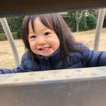 娘と公園デート